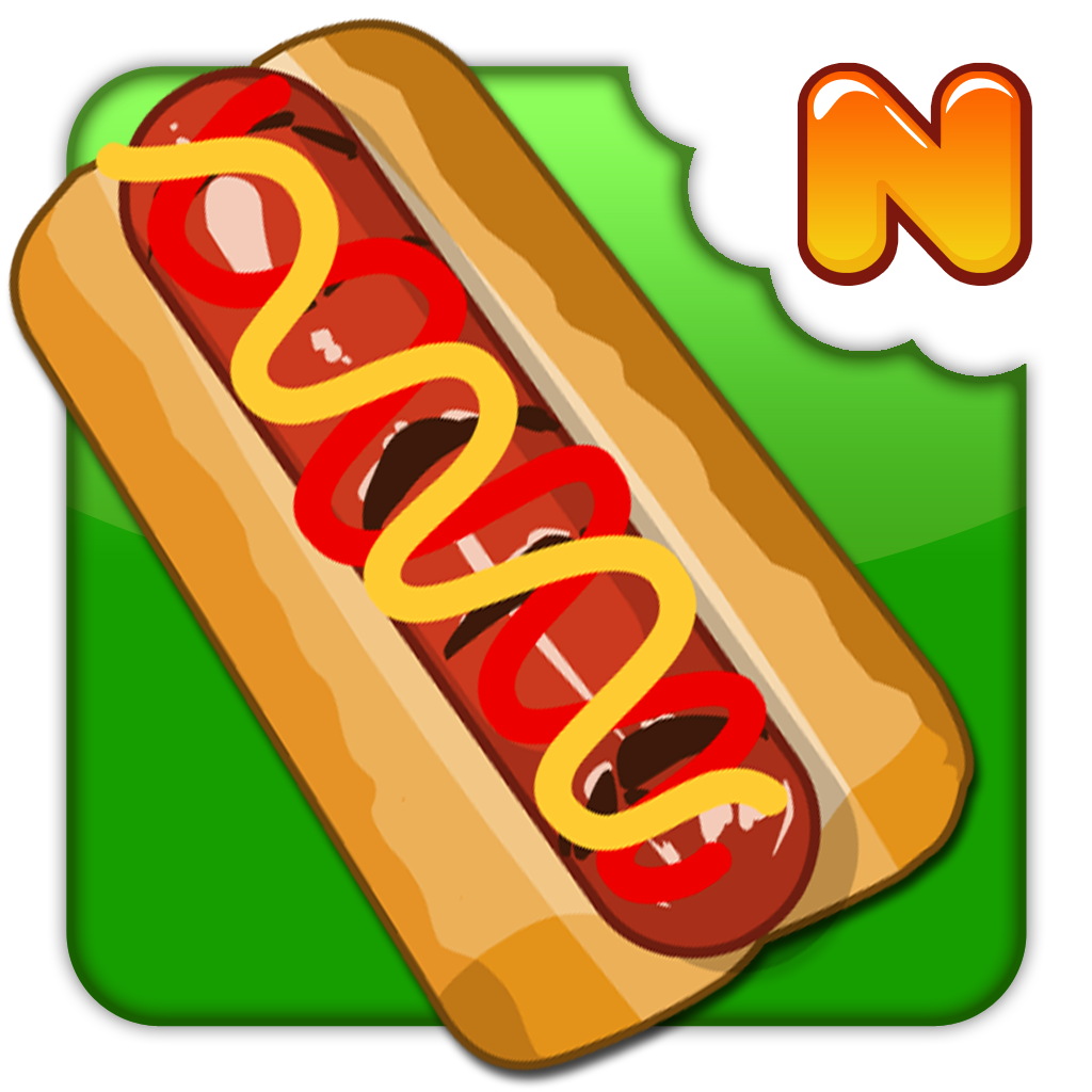 Hot Dog Stand by Nomnomnom icon